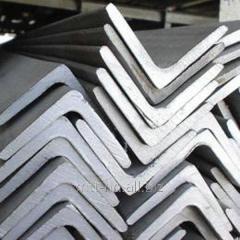 Уголок стальной 40x40x4 равнополочный, сталь 09Г2С-14, 10ХСНД, 15ХСНД, С345, ГОСТ 8509-93