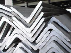Уголок стальной 40x40x4 равнополочный, сталь 3пс, 3сп, 3сп5, 3пс5, С255, ГОСТ 8509-93