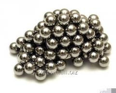 Steel spheres