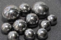 Las bolas de acero 9,128 grado de la exactitud 40,