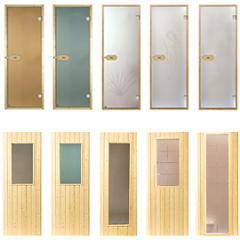 Doors are bathing, doors in the Turkish bath