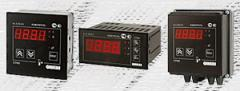 Измеритель ПИД-регулятор для управления задвижками и трехходовыми клапанами ТРМ12