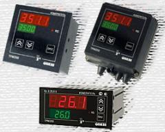 Измеритель двухканальный с интерфейсом RS-485 ОВЕН ТРМ200
