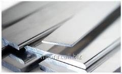 Шина алюминиевая 100x12 по ГОСТу 15176-89, марка