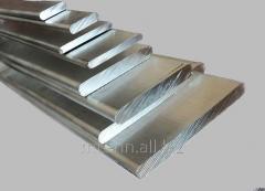 Шина алюминиевая 40x10  по ГОСТу 15176-89, марка АД31