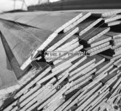 Шина алюминиевая 40x10 по ГОСТу 15176-89, марка АД0