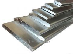 Шина алюминиевая 40x12  по ГОСТу 15176-89, марка АД31