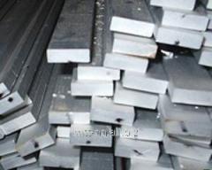 Шина алюминиевая 40x12 по ГОСТу 15176-89, марка АД0