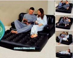 DOUBLE INFLATABLE SOFA OF DOUBLE 5-IN-1 BESTWAY