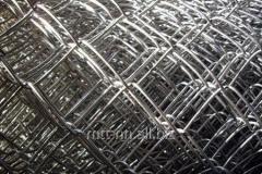 Сетка рабица 5x5 с полимерным покрытием, раскрой 1х10, арт. 50551248