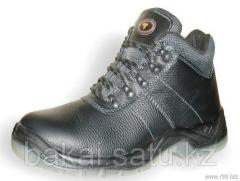 Ботинки Супер Стайл с металлическим подноском на ПУП