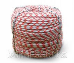 Веревка плетенная ПА страховочно-спасательная