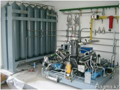 Gazvektor - modular metane station