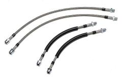Automobile hoses: for the brakes, fuel, etc.