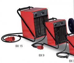 Aparatos de calefacción eléctrica