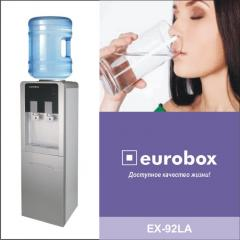 Dispensers for Eurobox 92LA water