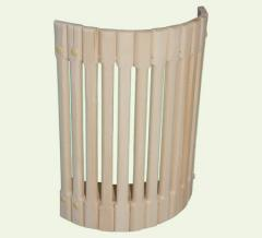 Semicircle, lamp shades for a sauna to buy the