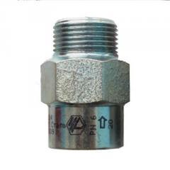 Check valve mufflers