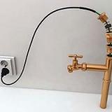 Дренажный кабель греющий AKO-5234