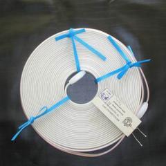 Кабельный нагреватель, резиновое покрытие, ЭНГК, на 12 вольт 2 метра 160 ватт ЭНГК-1-0,16/12-2