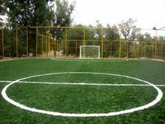 Аренда футбольного поля 34 на 18 метров с