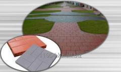 Тротуарная плитка Паркет 300*300*30