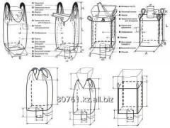 Bags big run by different loading capacity