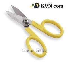 Scissors hydraulic cable