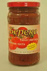 Томатная паста Береке, 400 гр