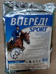 Premix for horses