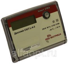 CIU7.L-4-3 display