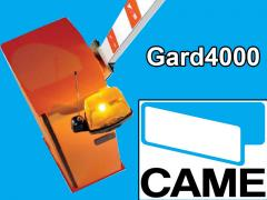 Automatic barrier of Came Gard 4000