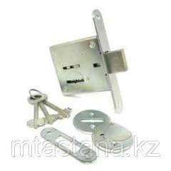 Suvaldny dead lock, zinc (3 keys)