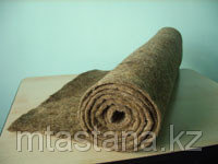 Koshma is technical, 1,9*2,9 m, thickness is 6 mm