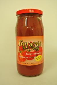 Tomato paste, Bereke, 520 gr