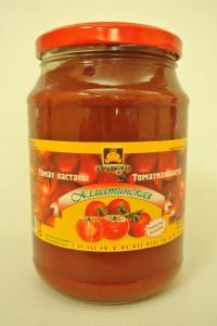 Tomato paste Almaty, 1000 gr