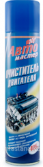 Car engine cleaner master, 300 ml (Russia)