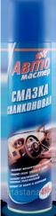 Смазка силиконовая Авто мастер, 210мл