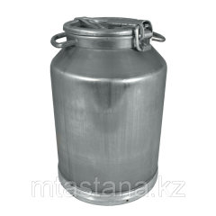 Flask can of aluminum 40 l