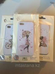 Covers and covers for IPhone 4 and IPhone 5