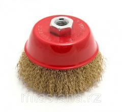 Brush nozzle cup for UShM (latun), 125 mm