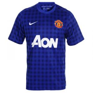 Manchester United Away 2012-2013. NIKE. ORIGINAL