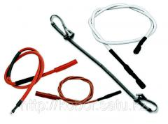 Ignition cable Party of electrodes. for torches of