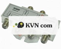 Equipment for organization of digital television