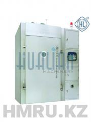 Automatic one-frame thermosmoke chamber of QZX-250