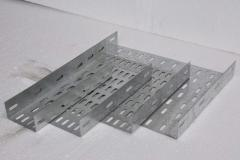 Trays are cable, electromounting trays