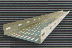 Trays cable metal