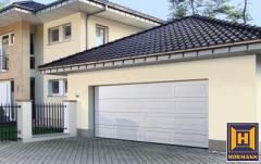 Ворота гаражные Horman