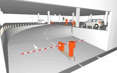 Parking Bft system