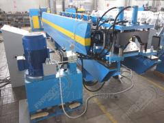 Equipment for production of the roofing fad